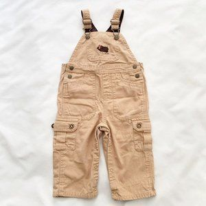Janie and Jack buckle clasp overalls